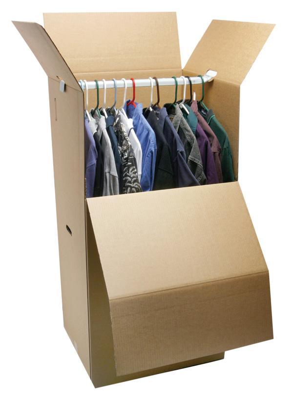 Port A Robe - Wardrobe Box